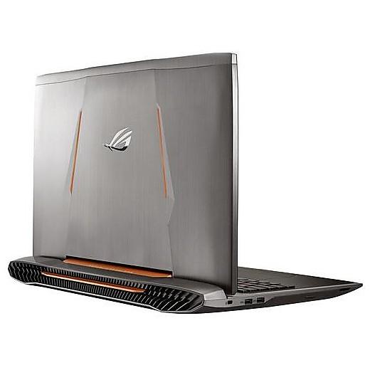 "Notebook G752VY-T7003T Monitor 17.3"" i7-6700HQ Ram 32GB Hard disk 1512GB Windows 10"