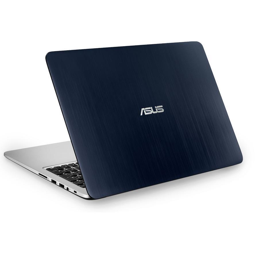 """Notebook k501ux 15.6"""" i7-6500U Ram 16GB 128ssd Windows 10"""