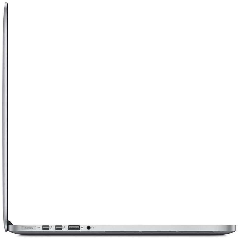 "Notebook MJLQ2T/A Monitor 15,4"" Core i7 Ram 16GB Hard disk 256GB OS X"
