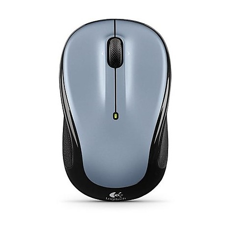 notebook mouse m325 light silver