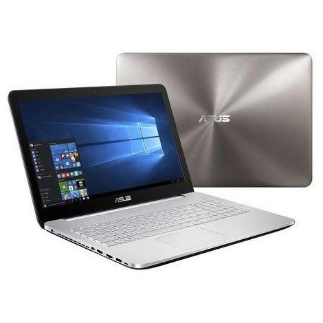 """Notebook N552VW-FY136T 15.6"""" i7-6700HQ Ram 16GB Hard disk 1TB Windows 10"""