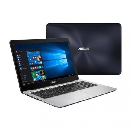 "Notebook x556uv 15.6"" intel core i7 Ram 4GB windows 10"