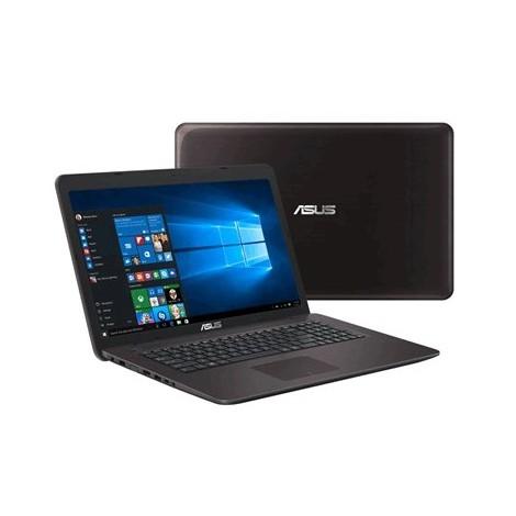 "Notebook x756ux 17.3"" intel core i7 Ram 8GB Hard disk 1TB Windows 10"