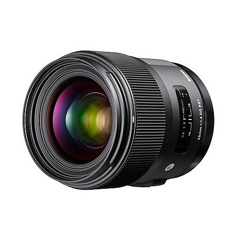Obiettivo 35mm f1.4 dg hsm a xcan