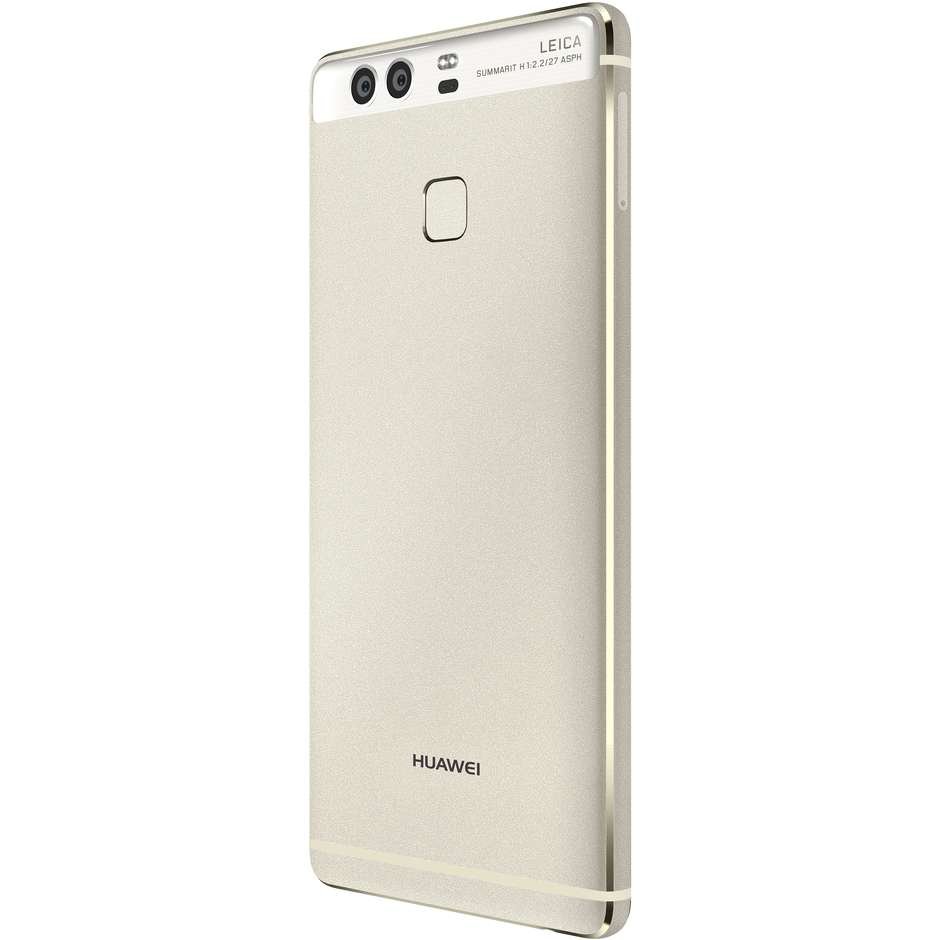 p9 mystic silver huawey smartphone android
