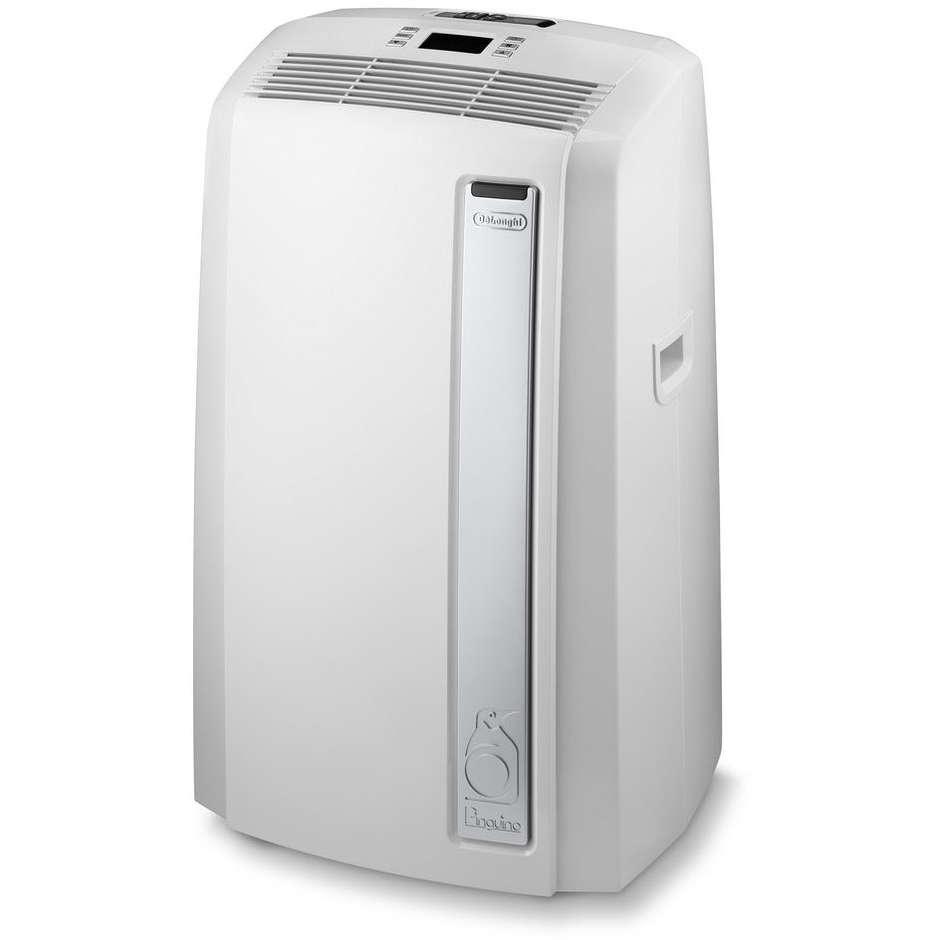 PAC ANK92 Silent De Longhi condizionatore portatile 10500 btu classe A+ bianco
