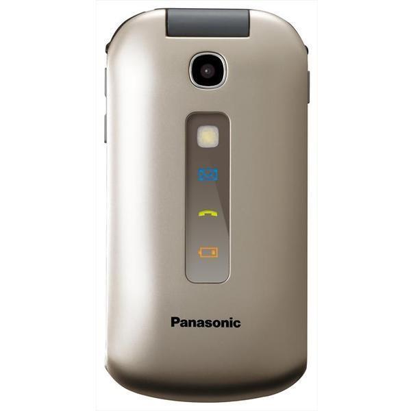 Panasonic KX-TU349EXNE colore Champagne Cordless DECT