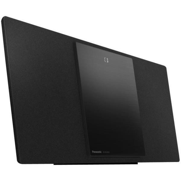 Panasonic SC-HC2020EGK Stereo HiFi Potenza 40 W Connettività Bluetooth USB AUX Colore Nero