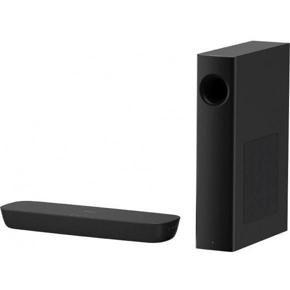 Panasonic SC-HTB250EGK home sound bar 2.1 ch Bluetooth HDMI USB colore nero