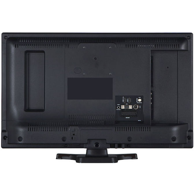 "Panasonic TX-24E303E Tv LED 24"" HD Ready DVB-T2/S2 classe A+ colore nero"