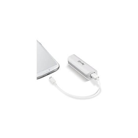 PB2600WH universal power bank white