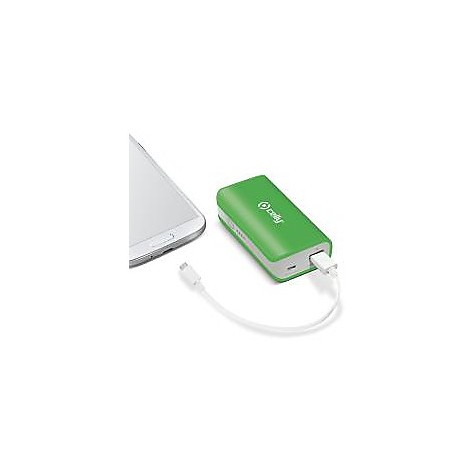 PB4000GN universal power bank green
