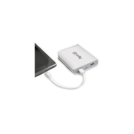 PB8000WH universal power bank white