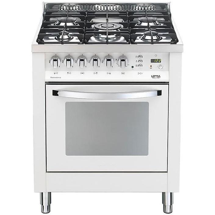 pbp 76gvt c lofra cucina 70x60 5 fuochi a gas cucineForCucina 5 Fuochi 70x60