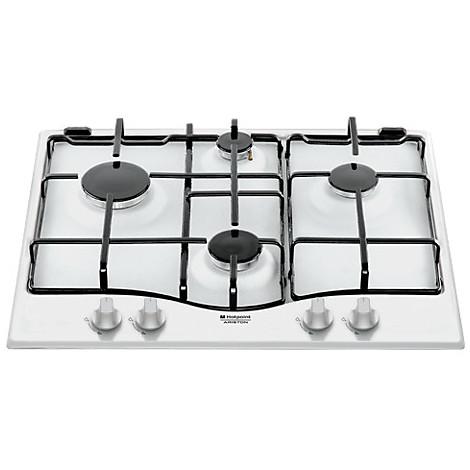 pc-640wh/ha hotpoint/ariston piano cottura 60 cm bianco - Piani ...