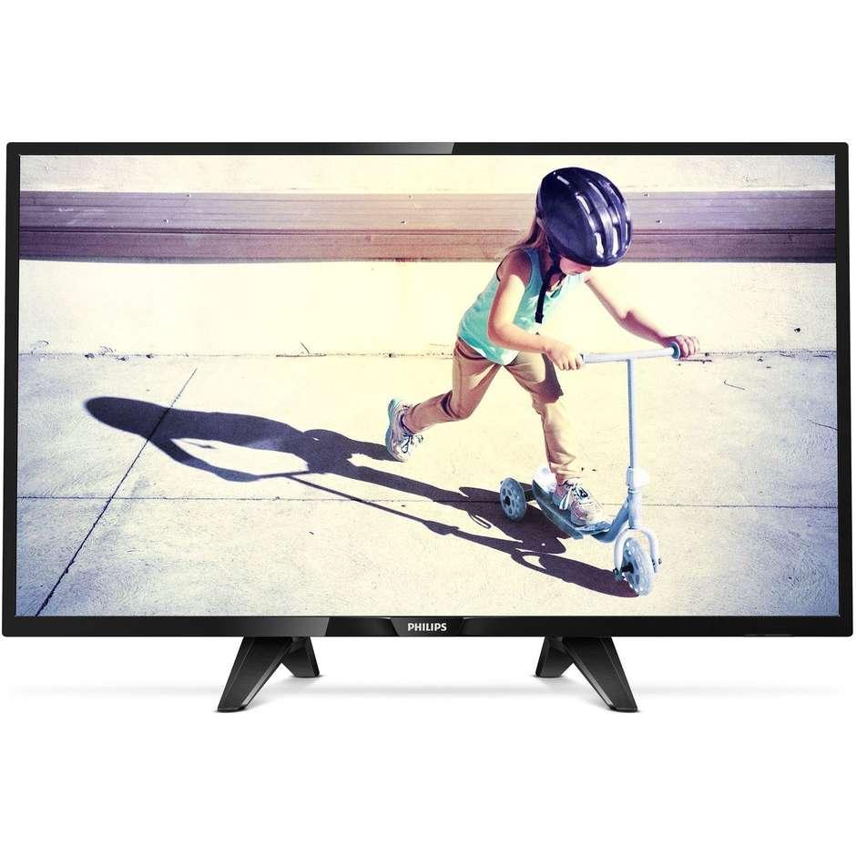 "Philips 32PFS4132/12 Tv LED 32"" Full HD classe A colore nero"