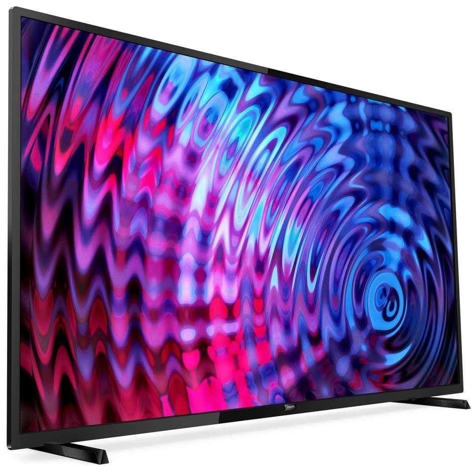 "Philips 32PFS5803/12 Tv LED 32"" ultra sottile Full HD Smart Tv Wifi classe A+ colore nero"