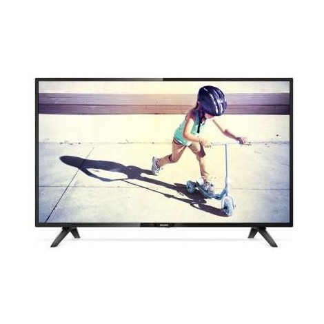 "Philips 32PHS4112/12 4000 Series Tv LED 32"" HD Ready classe A+ colore nero"