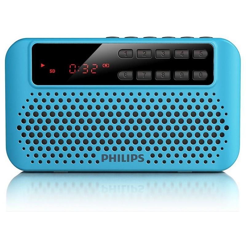 PHILIPS AEM120 Sistema Audio Portatile USB / Micro SD / AUX-in