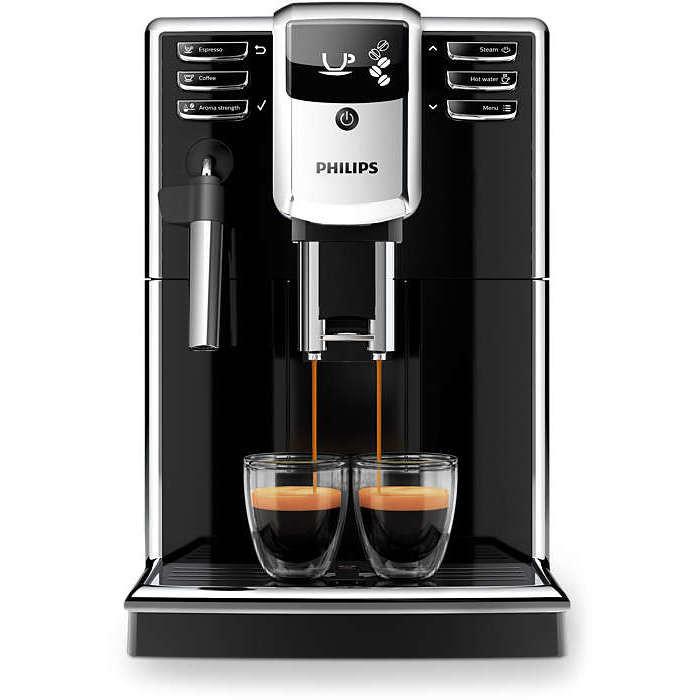 Philips EP5310/20 Series 5000 macchina da caffè automatica con cappuccinatore colore nero