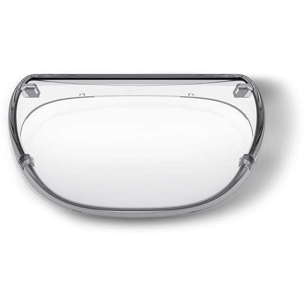 Philips HP6341/00 SatinShave Essential rasoio elettrico Wet & Dry colore rosa e bianco