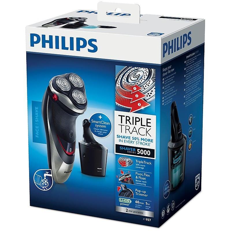 philips rasoio elettric pt849/26