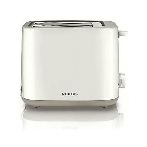 philips tostapane hd2597/00 white