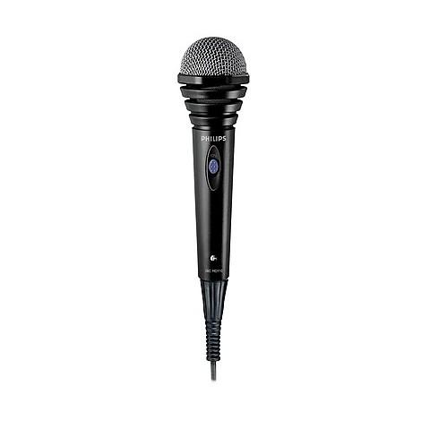 PHILIPSSBCMD110/00 Microfono cavo 1,5 m