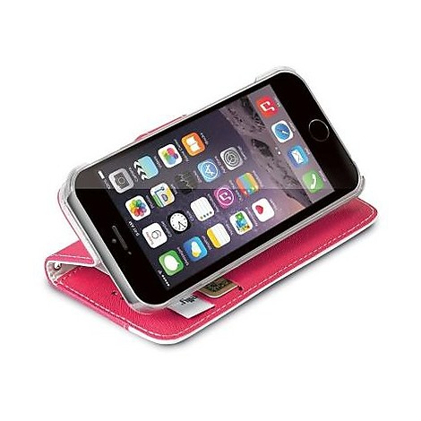 pink wallet onda case iphone 6