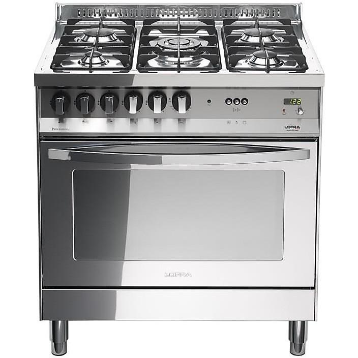 Cucine a gas 5 fuochi top cucina gas fuochi con forno for Fornello elettrico ikea