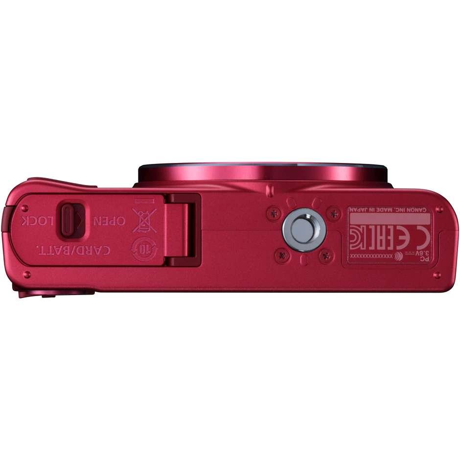 powershot sx620 hs red