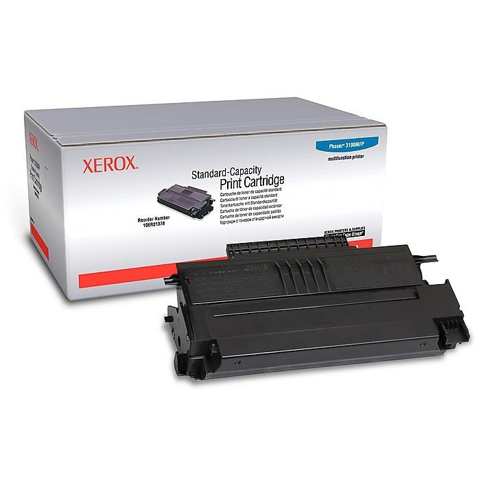 print cartridge std cap phaser 3100