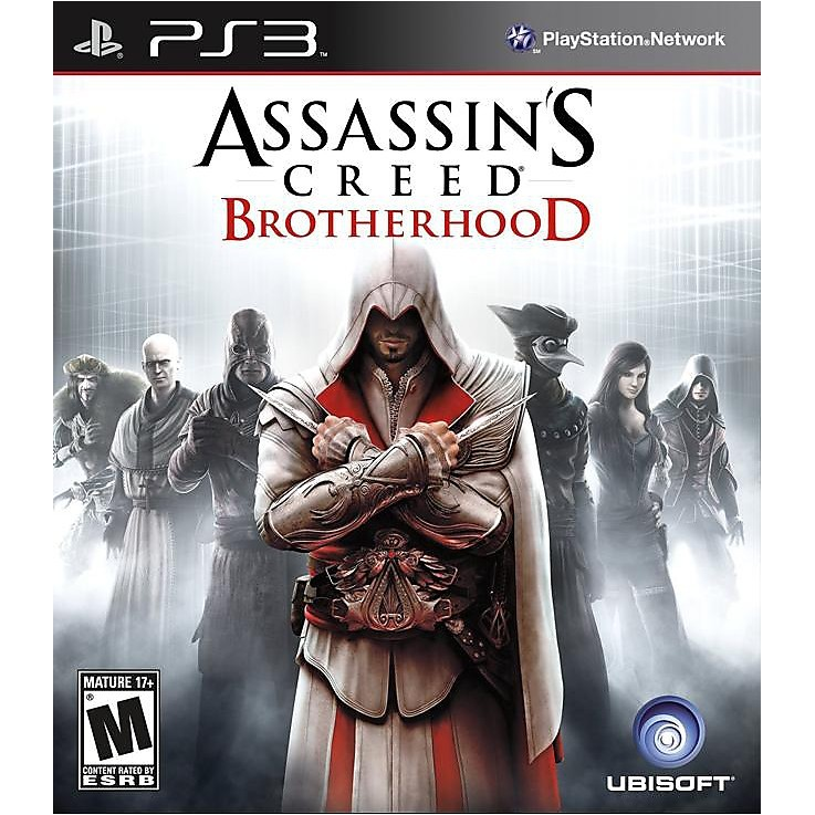 ps3 ess assassin creed brotherhood