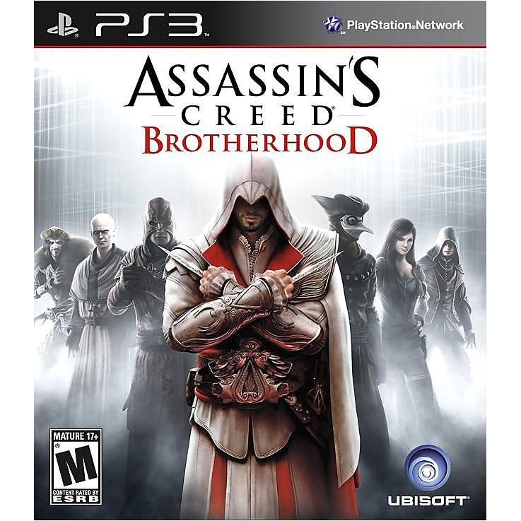 ps3 ess assassin creed brotherhood