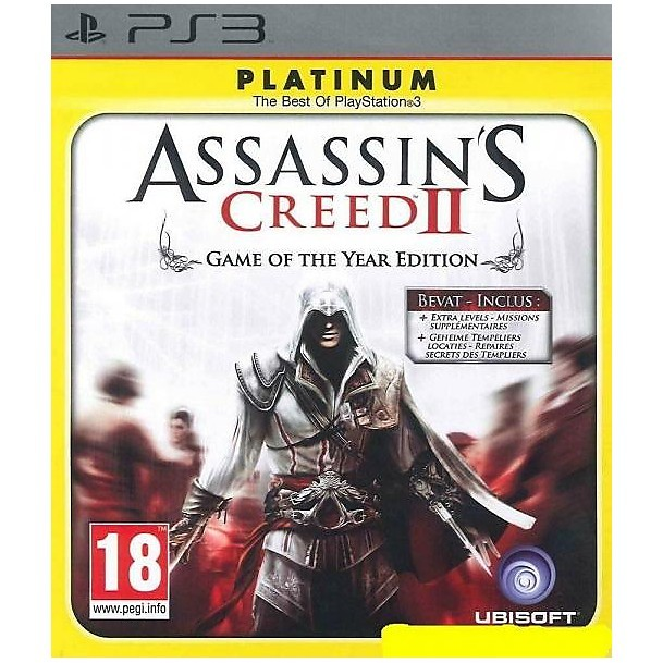 ps3 ess assassin2 game of the year