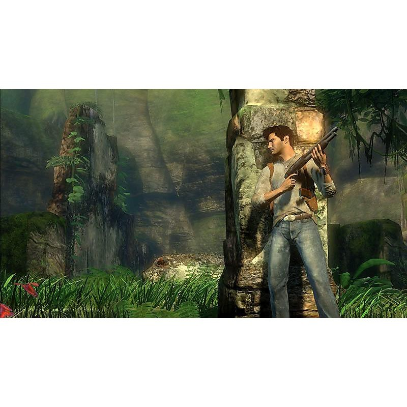 ps3 ess uncharted  drake s fortune