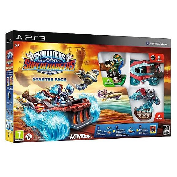 ps3 skylanders superchargers sp