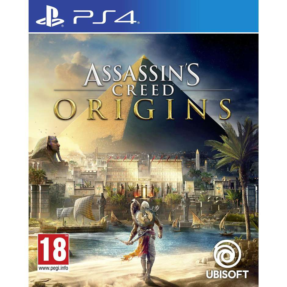 ps4 assassin s creed origins ita