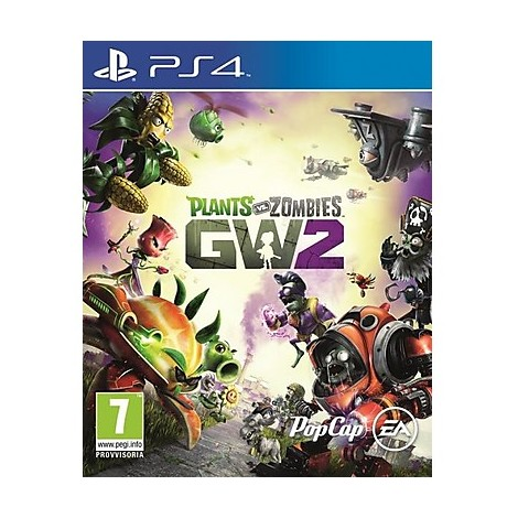 ps4 plants v zombies garden warf 2