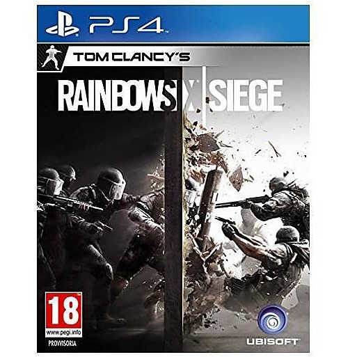 ps4 rainbow six siege