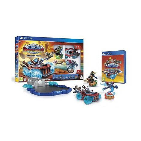 ps4 skylanders superchargers sp
