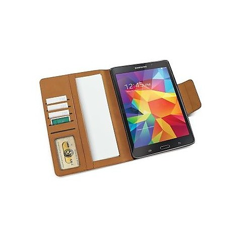 pu agenda wally galaxy tab4 8.0  bk