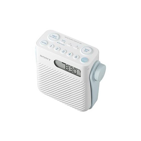 radio fm/am splash proof ipx4