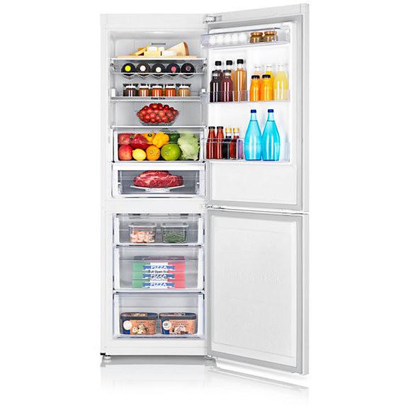 RB29FERNCWW/EF Samsung frigorifero combinato 286 litri classe A++ ...