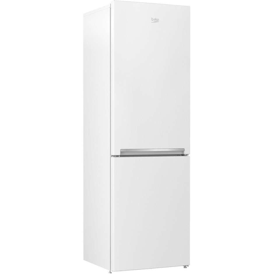 RCSA330K20W Beko frigorifero combinato 295lt h185 statico bianco A+