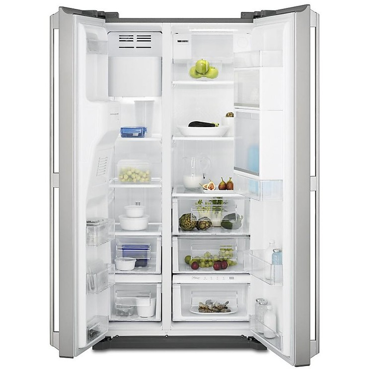 Rex/Electrolux EAL6142BOX frigorifero side by side da ...