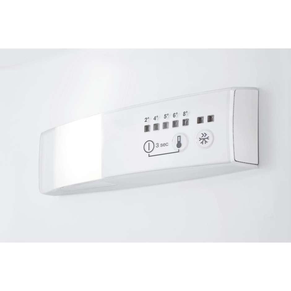 Rex/Electrolux EN3453MOX frigorifero combinato 314 litri classe A++ ventilato/No Frost colore inox