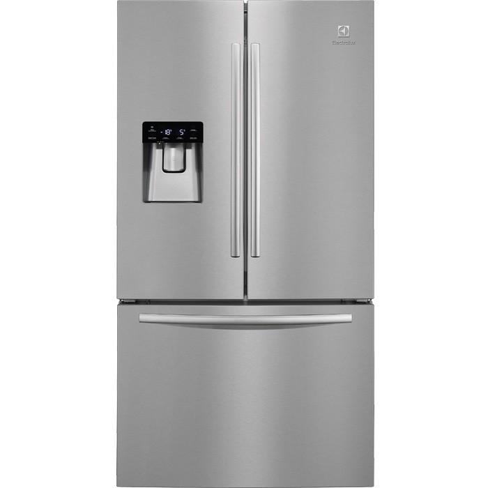 Rex/Electrolux EN6084JOX frigorifero side by side 536 litri classe ...