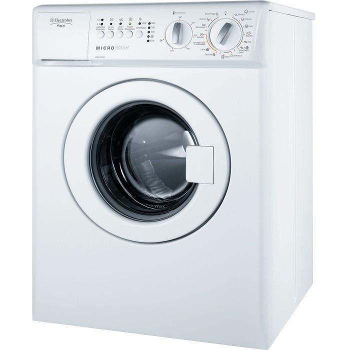 Nice Rex/Electrolux RWC1350 Lavatrice Compatta Carica Frontale 3 Kg 1300 Giri  Classe A Colore Bianco