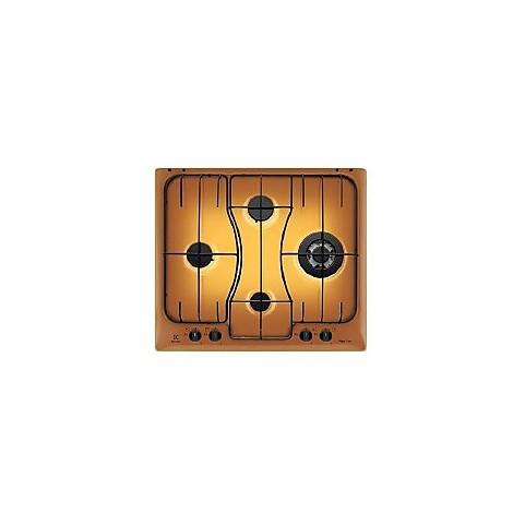 rgg-6243lot electrolux piano cottura da 60 cm 4 fuochi a gas terra ...